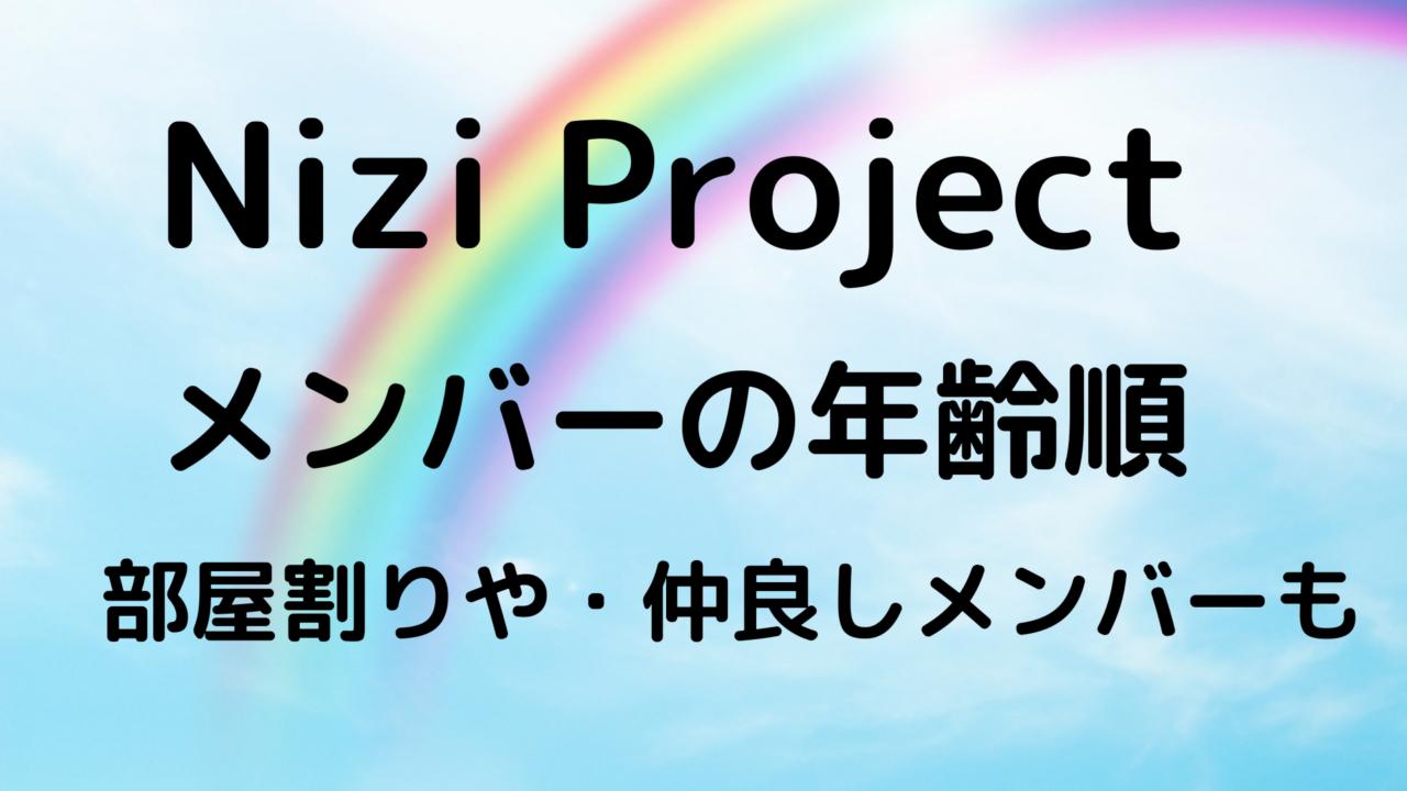 虹 プロジェクト メンバー